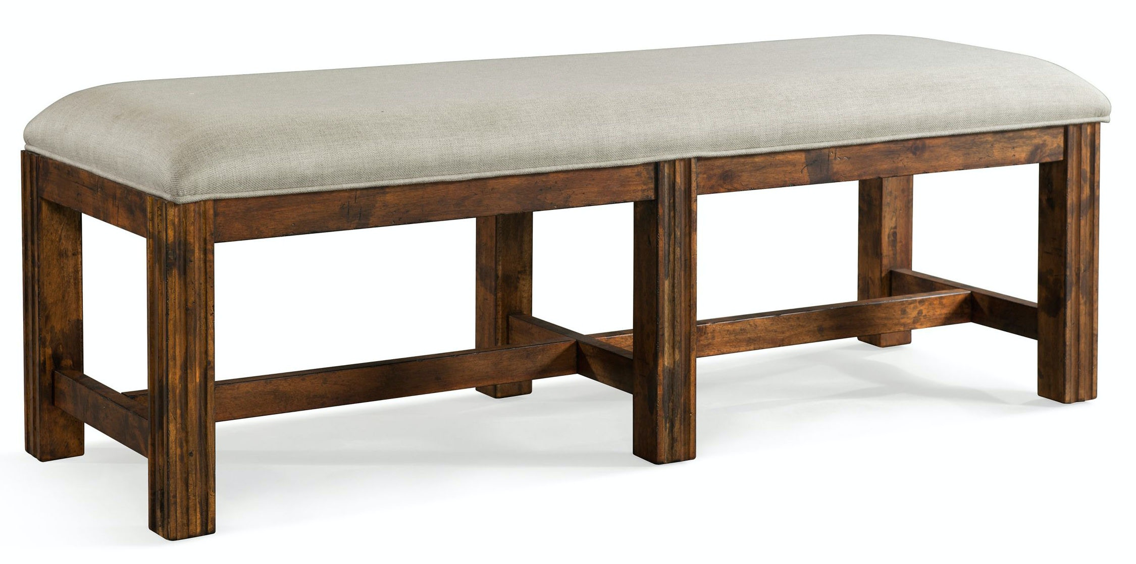 trisha yearwood carroll bed bench