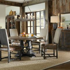 Round Living Room Set Wall Lights John Lewis Hooker Furniture Dining Sets Star Tx Houston Texas Hill Country 5 Piece