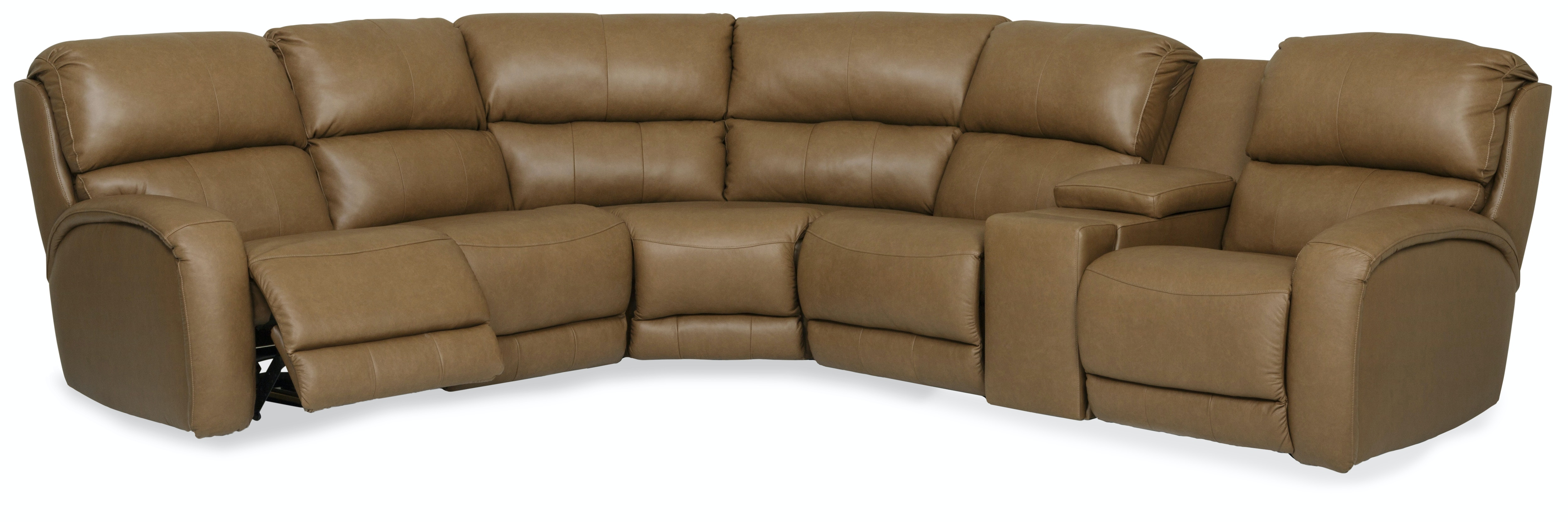 justin ii fabric reclining sectional sofa white slipcovers leather sectionals star furniture tx houston texas fandango modular 6 piece power with heat massage