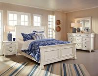 Bedroom Stoney Creek Panel Bed - KING