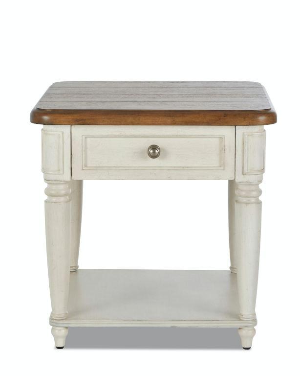nashville end table by trisha yearwood