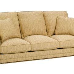 Wesley Sofa Harden Leather Hall Living Room Hartwell 1472 80 Klingman S