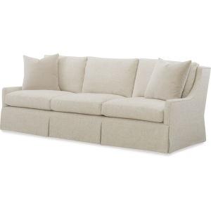 wesley sofa leather sleeper ikea hall living room flynn 2034 92 cricket s home