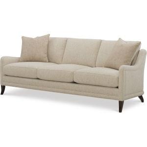 wesley sofa natuzzi editions sanremo leather corner recliner hall living room halsted 2042 86 klaban s home