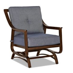 Klaussner Rocking Chair Hanging Outdoor Rattan Patio Trisha Yearwood Platform Rocker W9020 Pc