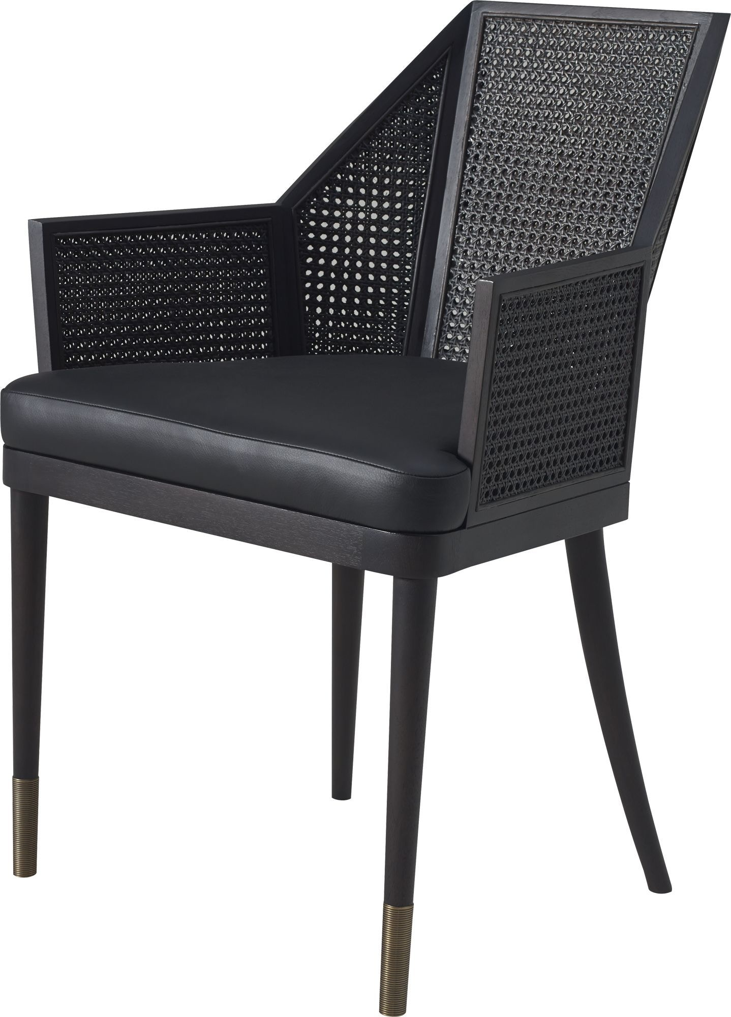 dining chairs with caning blue counter height milling road room cane arm chair mr7041 today s home