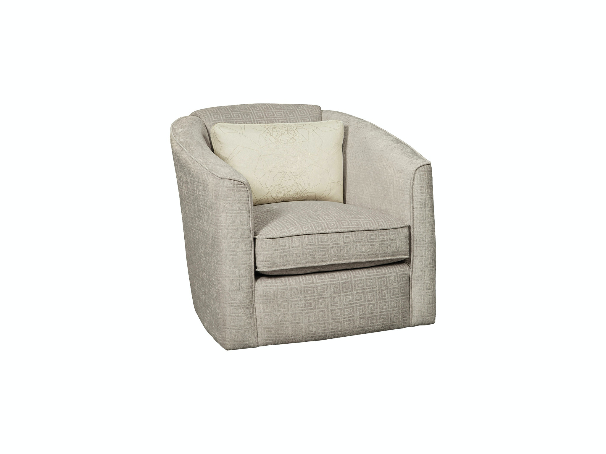 comfortable swivel chair room and board chairs rachael ray by craftmaster living r071810clsc at toms price furniture