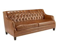 Caramel Leather Sofa Carmel Colored Leather Couch ...