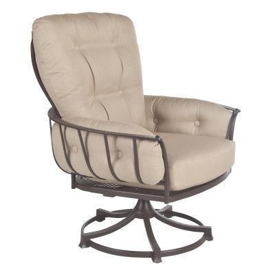 mini swivel rocker lounge chair 424 msr