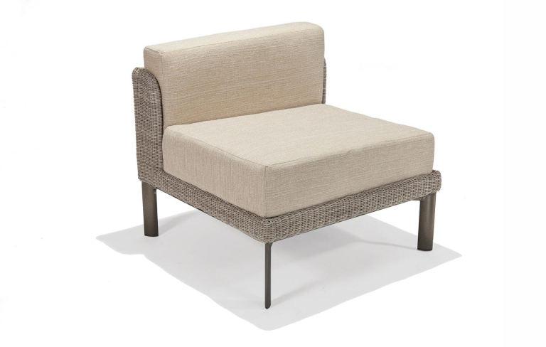 FH Casual Custom  Banyan Bay Armless Lounge Chair  The