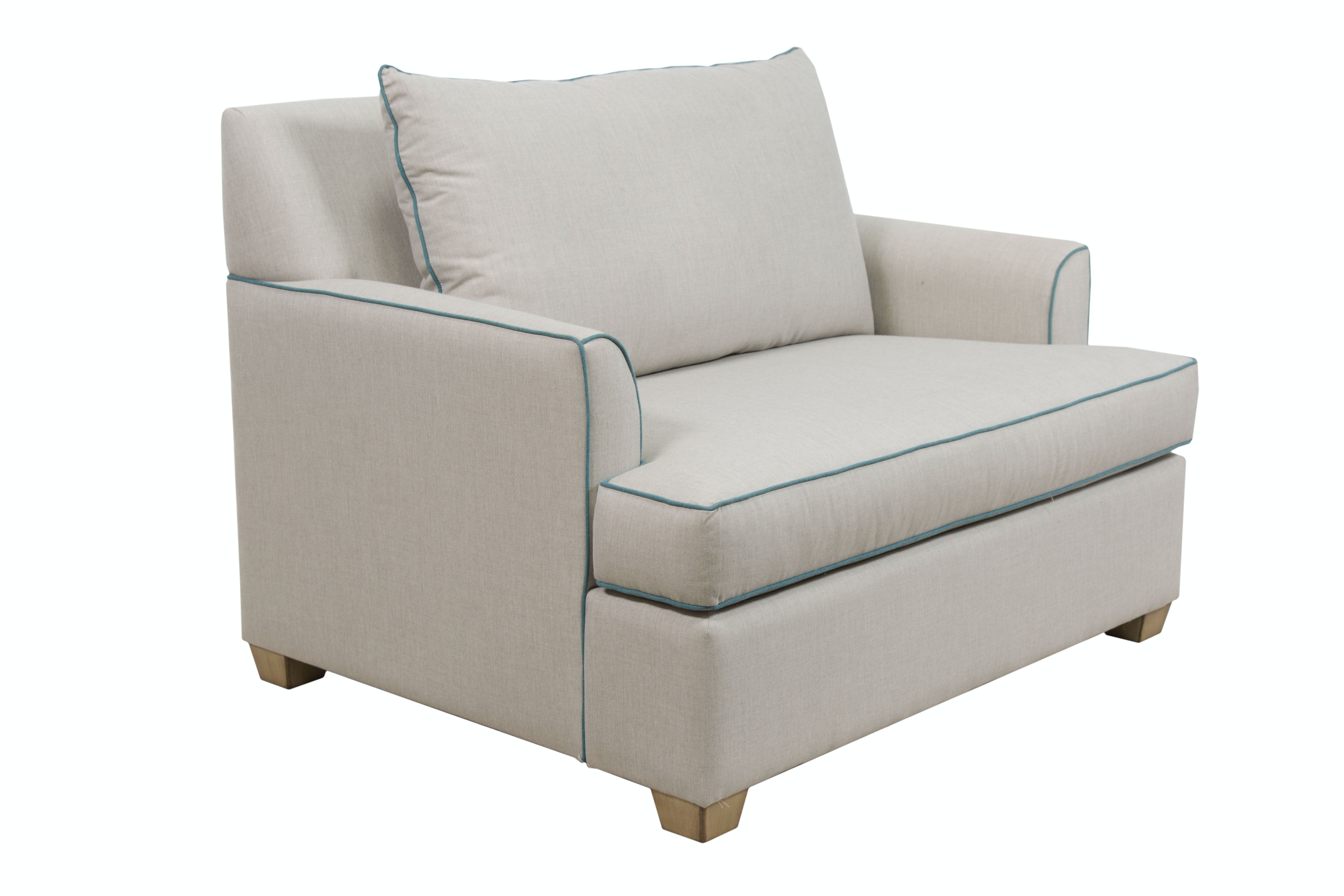 chair and a half sleeper ikea covers nz capris living room hb210 furniture