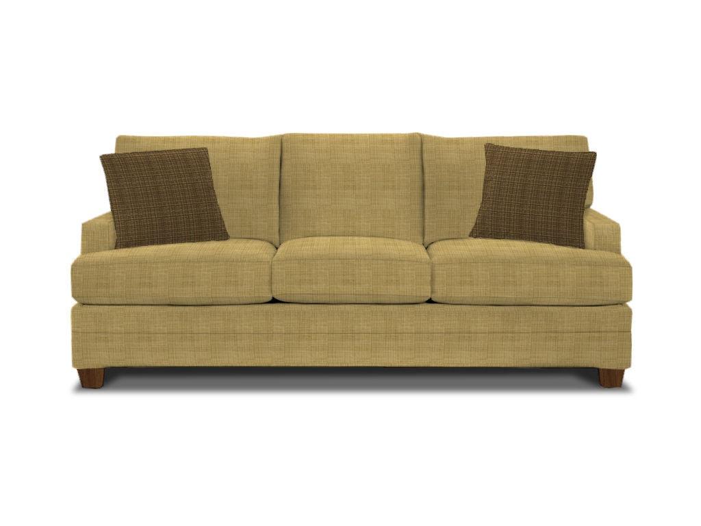 Bassett Living Room Sofa 3849 72 Kiser Furniture Abingdon Va