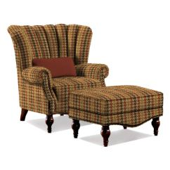 Wing Chair Recliner Canada How To Make Slipcover For Wingback Sherrill Living Room 1612 Mcarthur Furniture