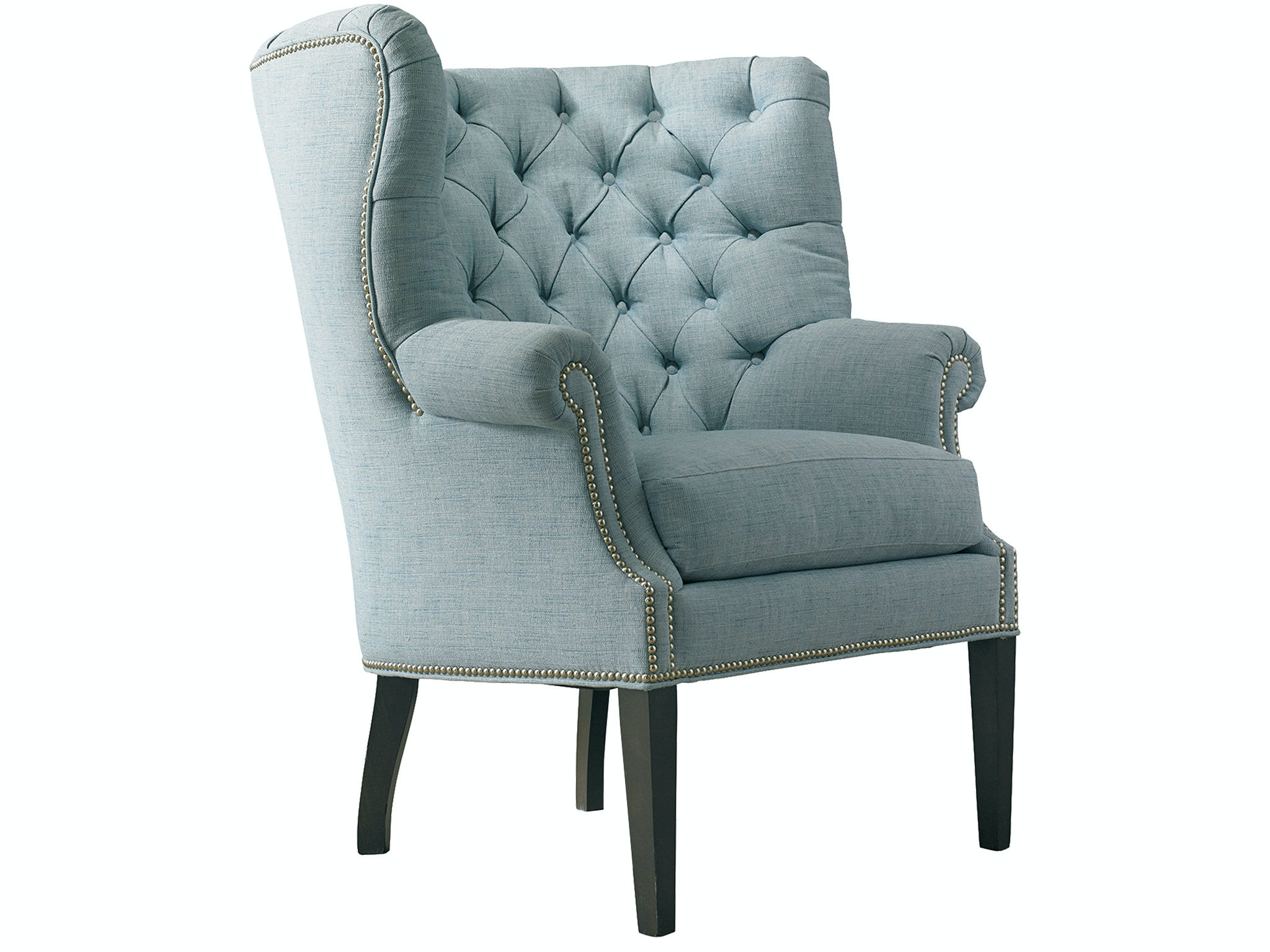 living room wingback chairs antique style accent sherrill wing chair 1687 pala brothers