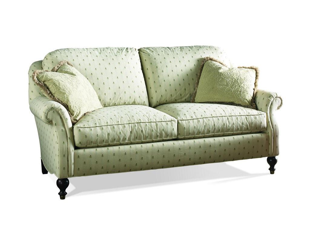 Sherrill Living Room Loose Pillow Back Sofa 3138 3