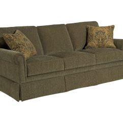 Broyhill Floral Sofa Click Clack Sleeper Living Room Audrey 3762 3 Gerbers Home