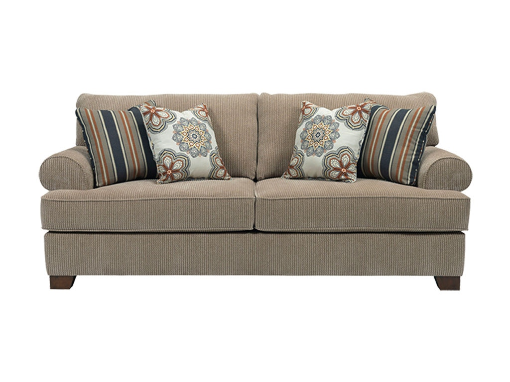 broyhill sofa prices dark green reclining living room serenity 4240 3 feceras
