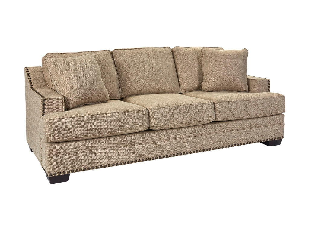 broyhill floral sofa thomasville queen sleeper living room estes park 4263 3 simply
