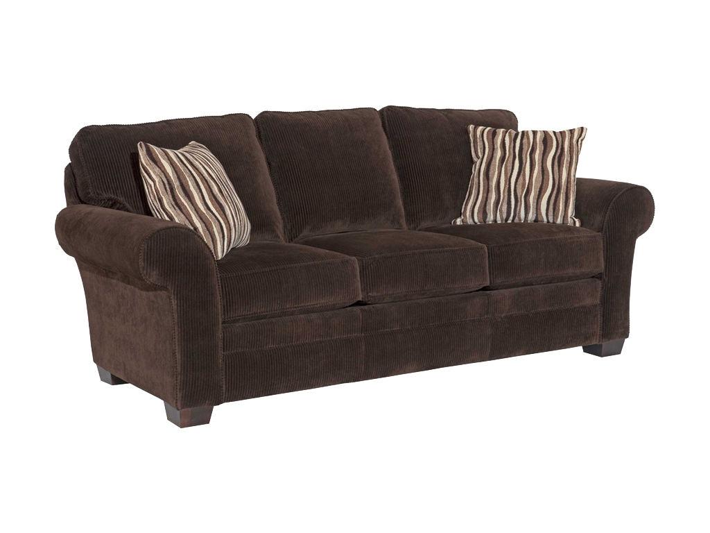broyhill living room chairs shelf decorating ideas zachary sofa 7902 3 warehouse showrooms at