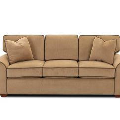 Robinson And Leather Sofa Long Sectional With Chaise Klaussner Living Room Patterns 19000 S