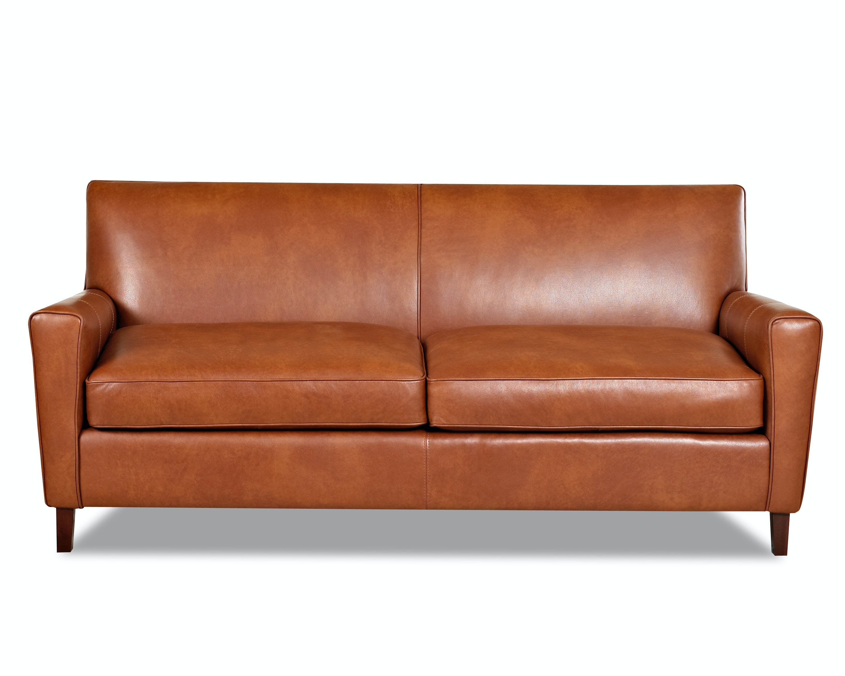 robinson and leather sofa pillows for dark brown klaussner living room goldie lt8800 s furniture