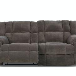 Klaussner Grand Power Reclining Sofa Cream Material Corner Living Room Dozer 87803 2rs Home Furnishings
