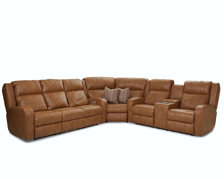 robinson and leather sofa mah jong price klaussner living room 64943 8 sect