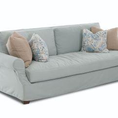 Sofas Unlimited Mechanicsburg Pa Sofa Set Lowest Price Klaussner Living Room Barrett Slipcover D83100 S