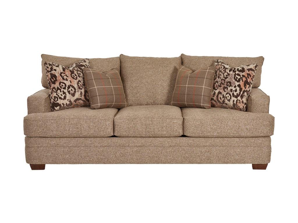 chadwick sofa knislinge brown klaussner living room k28500 s hamilton leather