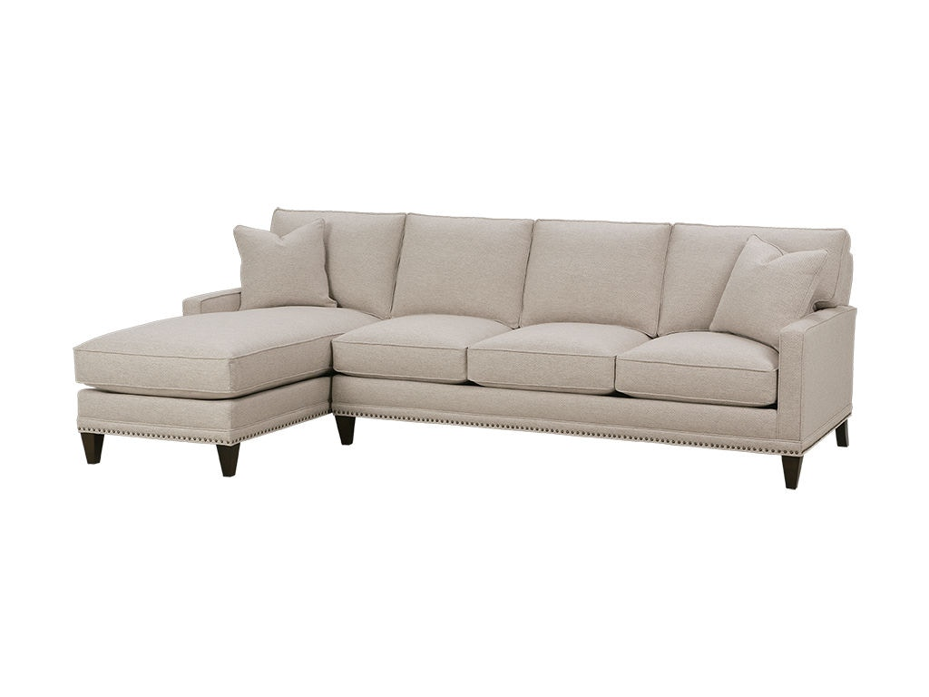 tyson sectional sofa country french living room rowe mystyle ii track arm my style