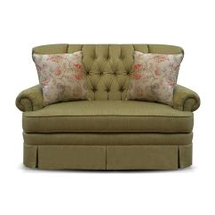England Chair And A Half Glider Lazy Boy Leather Chairs Living Room Fernwood Loveseat 1150 88