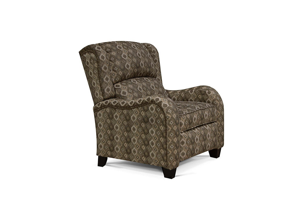animal skin chair covers for round back dining chairs england living room carolynne recliner 193031r seaside