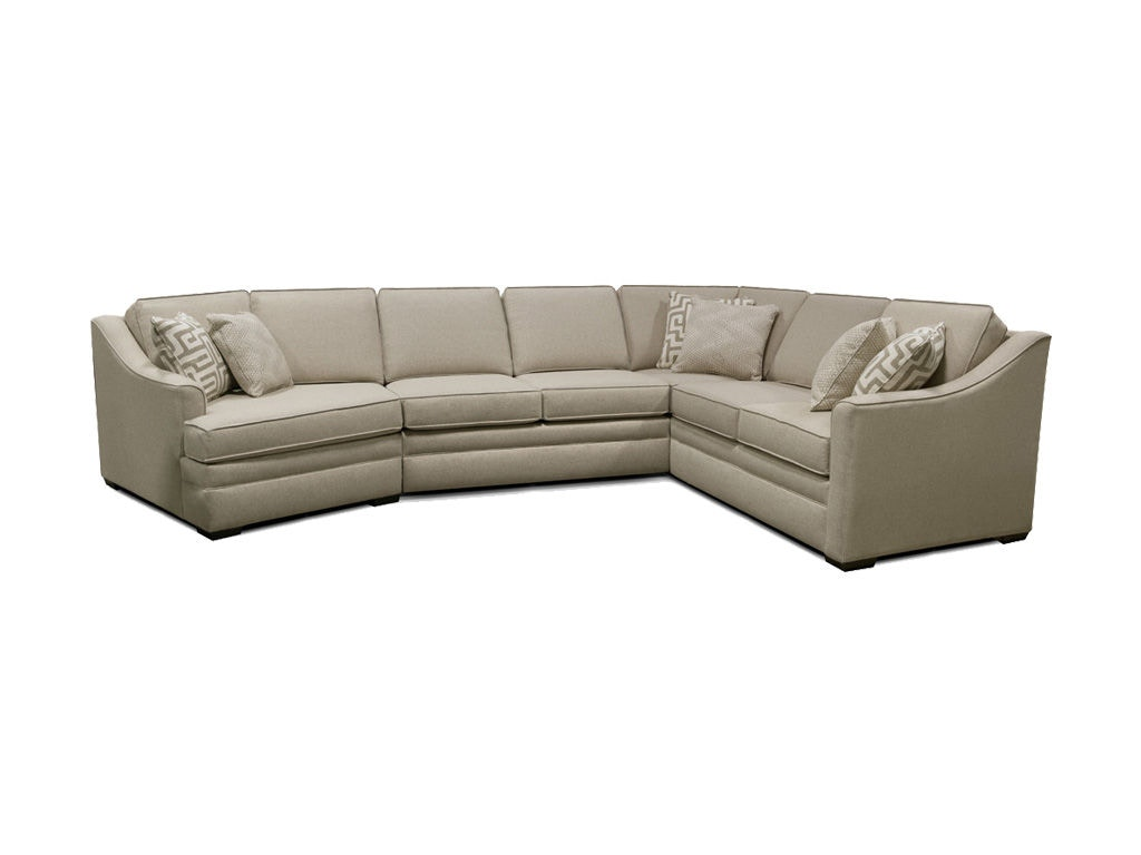 crescent sofa leather wingback sleeper slipcover england living room thomas sectional 4t00-sect - ...