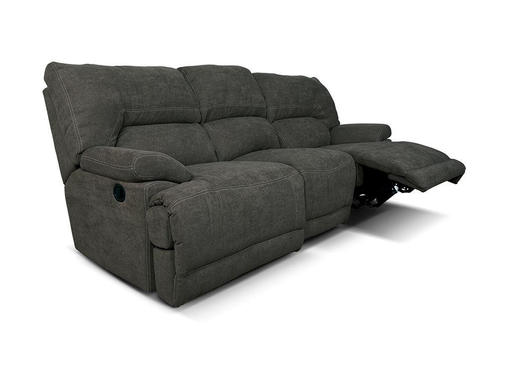 England Living Room Ez136 Double Reclining Sofa Ez13601 England Furniture New Tazewell Tn