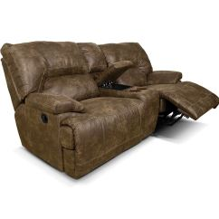 Ez Hang Chairs Loveseat Instructions Wooden Arm England Living Room Double Reclining Console