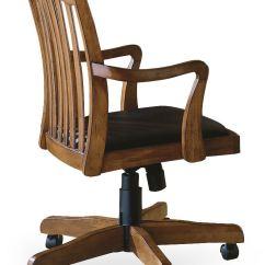 Office Chairs Phoenix Arizona No Wheels Hooker Furniture Home Brookhaven Tilt Swivel Chair