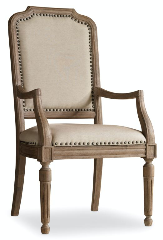 Hooker Chairs Hooker Furniture Dining Room Corsica Upholstered Arm Chair