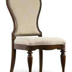 Upholstered Chairs For Dining Room Wheel Chair Prices In Zimbabwe Hooker Furniture Leesburg Side