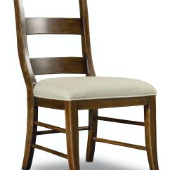 Ladderback Dining Chairs Ergonomic Chair Hardwarezone Hooker Furniture Room Archivist Side