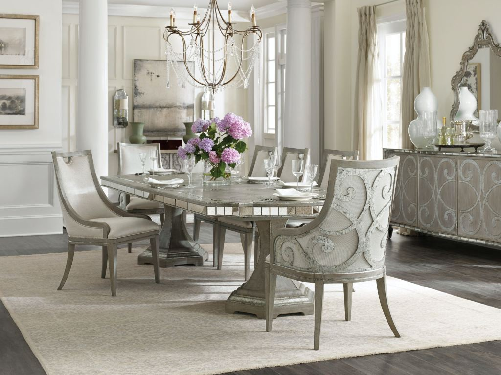 Hooker Furniture Dining Room Sanctuary Buffet 5603-75900
