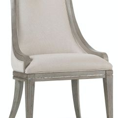 Upholstered Dining Chairs Canada Hans Wegner Wing Chair Hooker Furniture Room Sanctuary Side