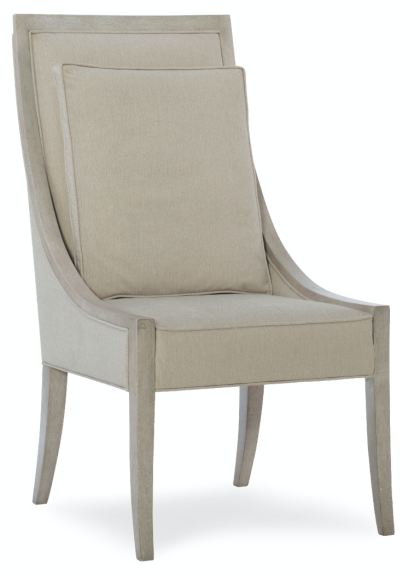 Hooker Furniture Dining Room Elixir Host Chair 599075500LTWD