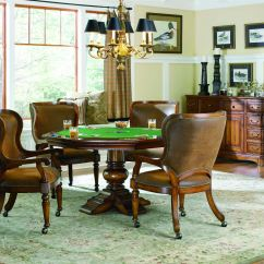 Game Room Chair Target Armless Accent Chairs Hooker Furniture Bar And Waverly Place Tall Back