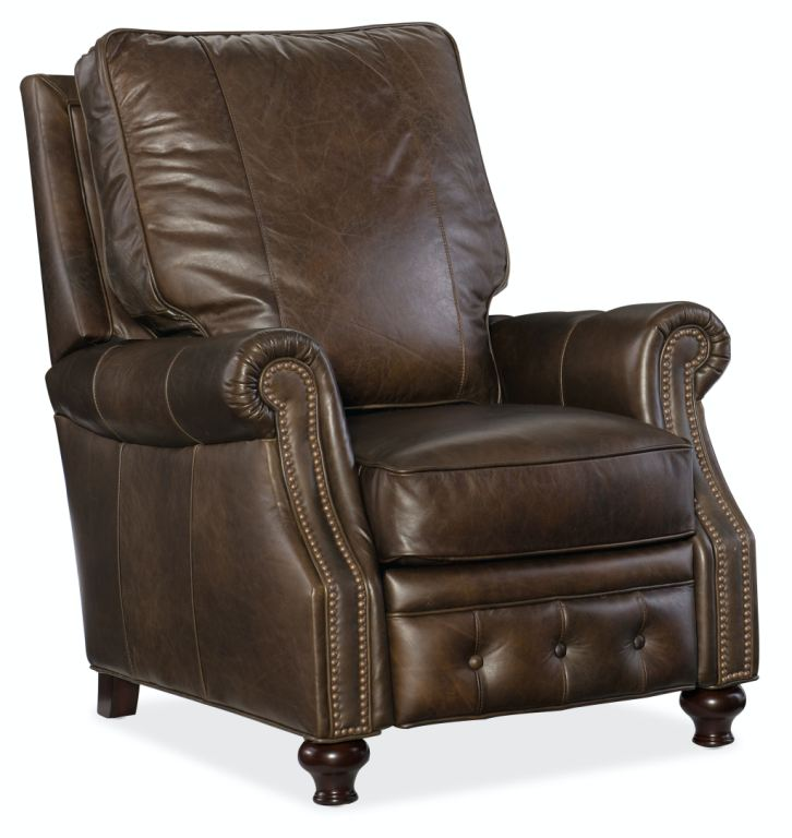 Hooker Leather Chair Hooker Furniture Living Room Winslow Recliner Rc150 088