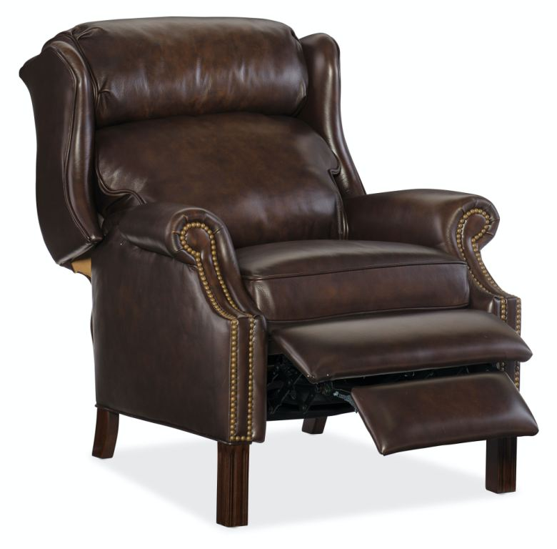 Hooker Chairs Hooker Furniture Living Room Finley Recliner Rc214 203