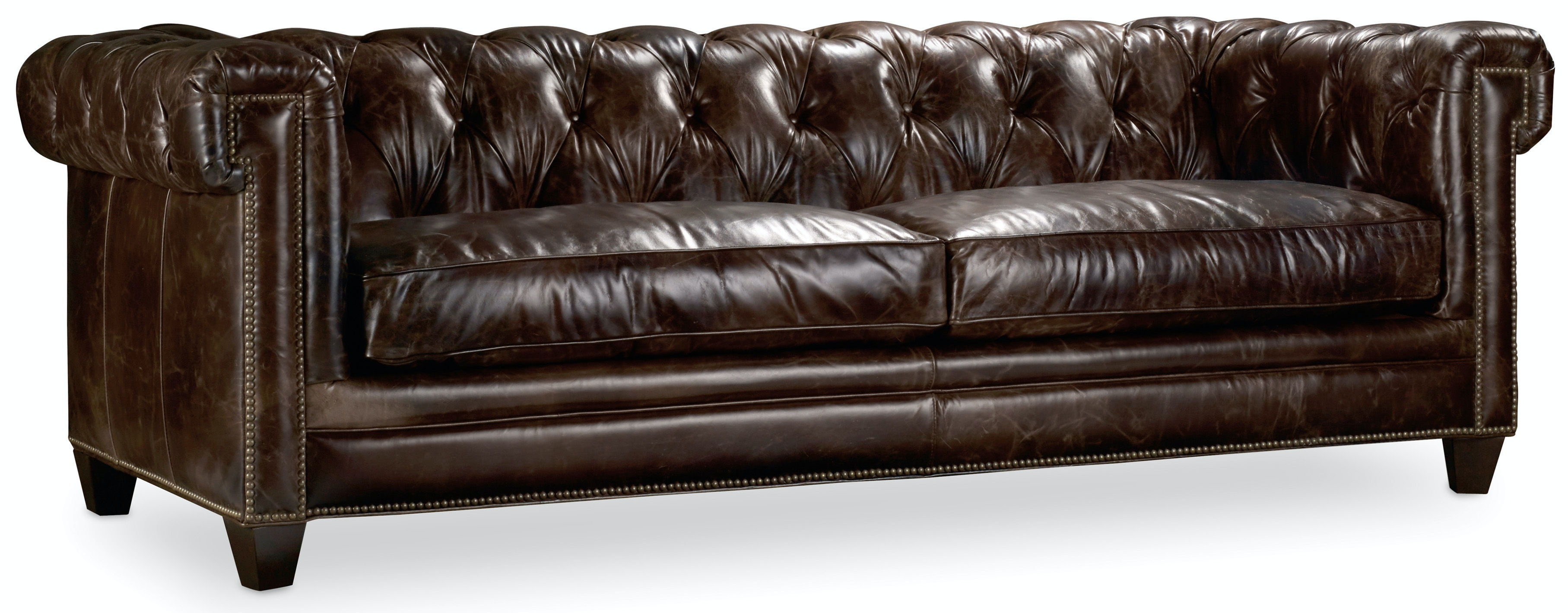 habitat chester sofa leather collection south london sofas compact brown