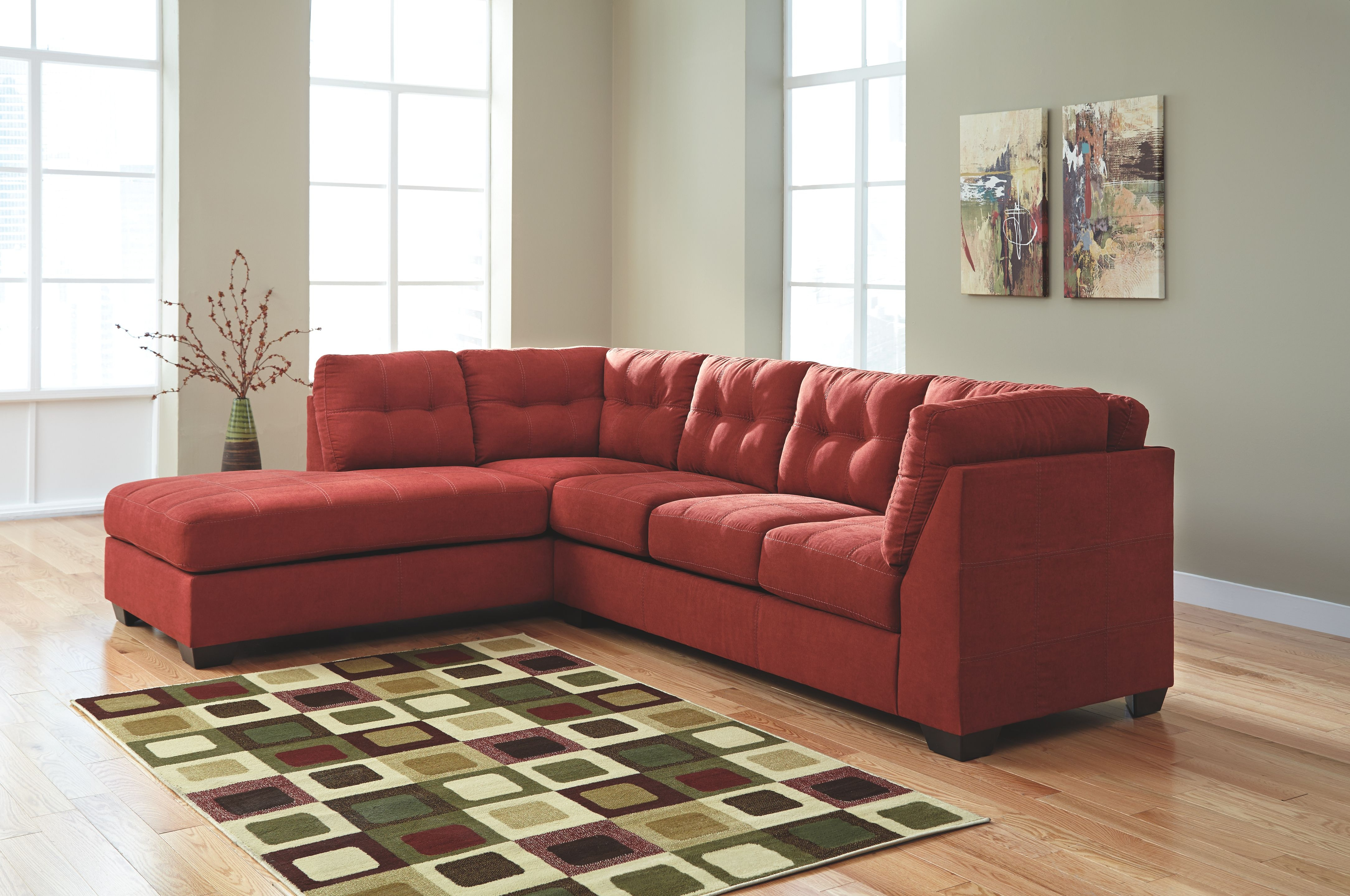 discontinued ashley sofa tables chesterfield red signature design by living room raf 4520267