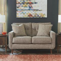 Living Room Loveseats Modern Wallpaper Designs For Crown Furniture Electronics Oranjestad Benchcraft Loveseat 6280235