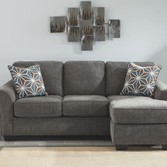 Mage Sofa Tuscan Style Sectional Signature Design By Ashley Living Room Chaise 8410218