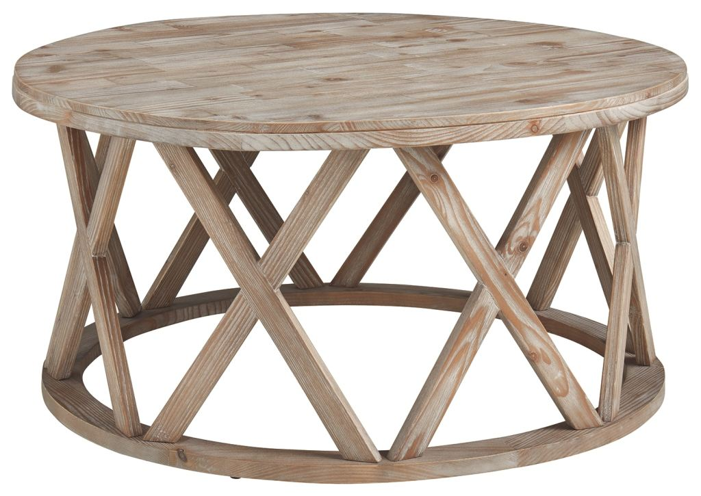 glasslore coffee table